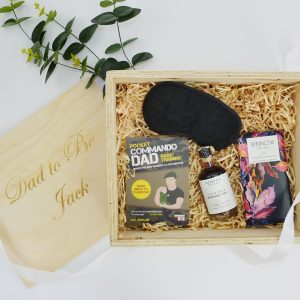 dad to be hamper