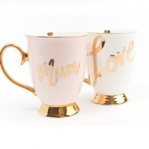 bone china mugs love and mum from cristina re