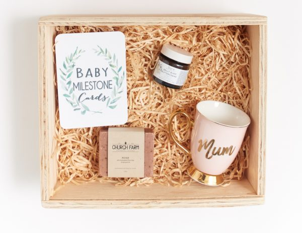 mum to be 3rd trimester gifts hamper