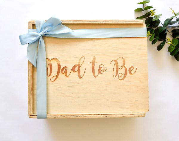 dad to be gift box