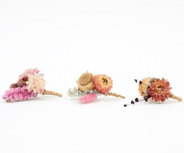 dried flower arrangement examples