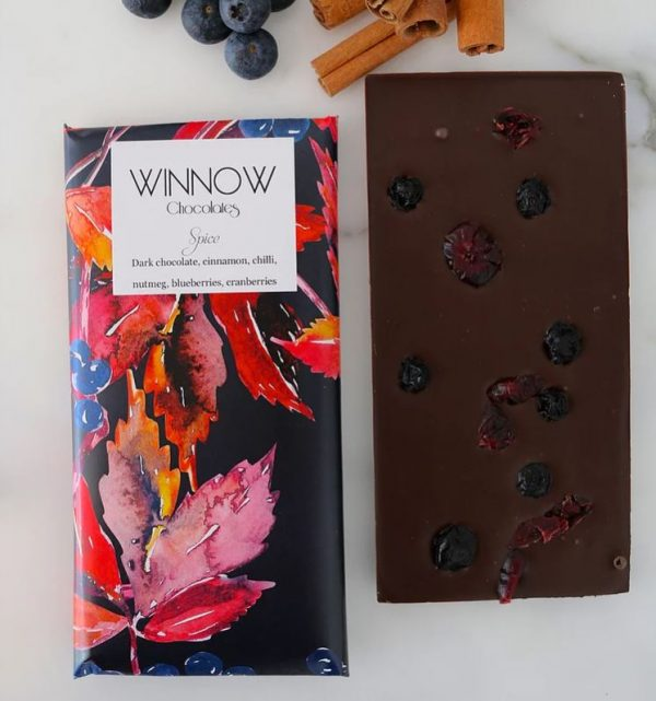 winnow chocolate handmade spice