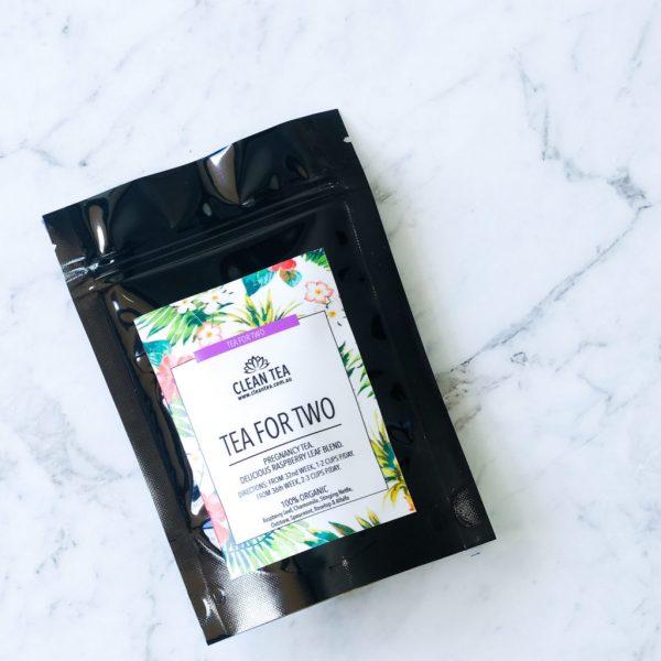 tea for two third trimester pregnancy tea