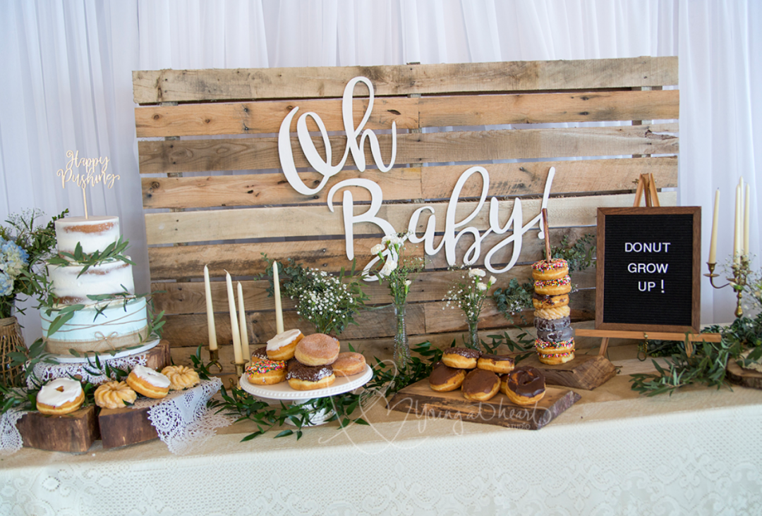 Oh Baby Baby Shower ideas we love