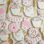 tea party baby shower favours