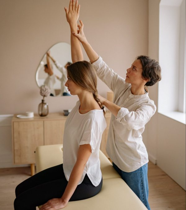 womens physio stretches